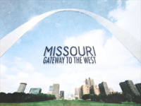 Missouri Shot on Dribbble